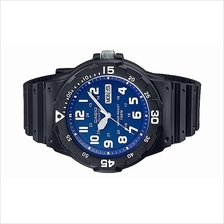 Casio Men Analog Rubber Sports Watch MRW-200H-2B2VDF
