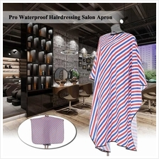 Pro Salon Apron Hairdressing Gown Waterproof Cape