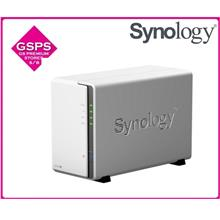 Synology diskstation ds218j price, harga in Malaysia