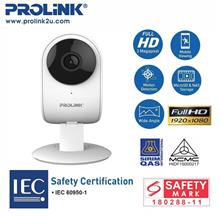PROLiNK 1080P Full-HD Wireless IPCAM Night Vision PIC3002WN