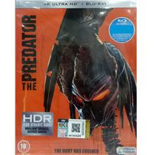 English Movie The Predator 4K Ultra HD Blu-Ray