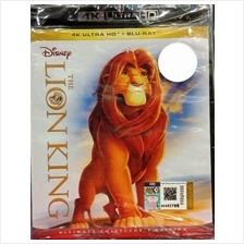 English Movie Lion King 4K Ultra HD+Blu-ray