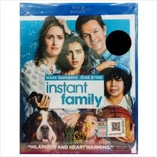 English Movie Instant Family Blu-ray