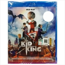 English Movie The Kid Who Would Being Blu-ray