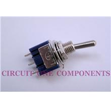 Electronic Component - Toggle Switch 3 pins - Each