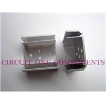 TO-3 Heat Sink 50 x 21 x 50mm - Each