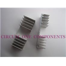 Heat Sink 100 x 25 x 40mm - Each