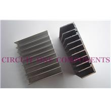 Heat Sink 76 x 21.5 x 60mm - Each