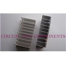 Heat Sink 76 x 21.5 x 40mm - Each