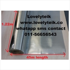 Sun Radiant Heat Reflect Aluminium Reflective Insulation Foil