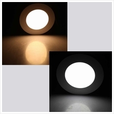 4W Round LED Recessed Ceiling Panel Light Down Lamp Ultra Thin Bright for Livi