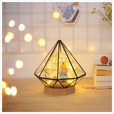 Creative Fire Tree Simple Bedside Night Lamp Romantic Present Starlight Filled