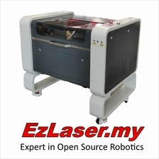 EZ4060 CO2 Laser Engraving Cutting Machine Acrylic Wood Rubber Cutter