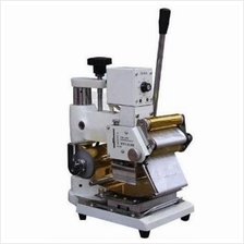 Hot stamping Machine For PVC Card