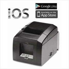 Star TSP654iiBI Bluetooth iSO Compatible Thermal Receipt Printer