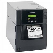 Toshiba B-SA4TM Barcode Printer - 300dpi
