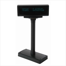 Partner Tech 2x20 VFD Pole Display, - USB Interface