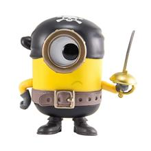 FUNKO POP Movie Minions Action Figure Vinyl Model Collection - Eye Matie (blac