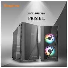 # SEGOTEP Prime L Tempered Glass Mid Tower Case # RESTOCK!!!