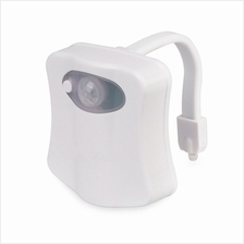 Toilet Night Light - Sensor Toilet Light Led Lamp Human Motion Activat..