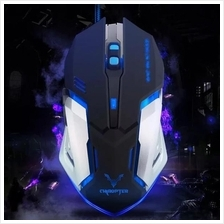Wesdar X10 Optical Gaming USB Mouse