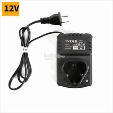 12V rechargeable battery drill charger