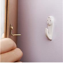 Home Storage & Organization - Wall Hook - Wall Picture Hooks Invisible..