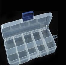 Home Storage & Organization - Storage Box - Detachable Transparent Mul..
