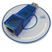 Cables & Adapters - USB 2.0 Lan To Rj-45 Ethernet Network Card Adapter