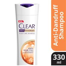 CLEAR AntiDandruff AntiHair Fall Shampoo 330ml
