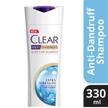 CLEAR AntiDandruff Extra Strength Shampoo 330ml