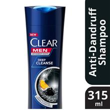 CLEAR MEN Deep Cleanse AntiDandruff Shampoo 315ml