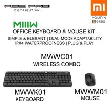 XIAOMI MIIIW Wireless Combo - Mi Cordless Office Keyboard & Mouse Kit