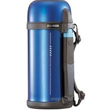 Zojirushi 1.5L Bottle with Cup (Metallic Blue) - SF-CC-15-AH)