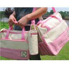 5 in 1 Diaper Bag