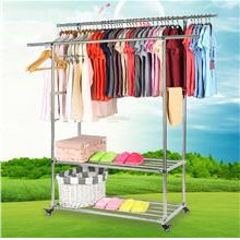 Stainless Steel Cloth Drying Rack Cloth Laundry Hanger