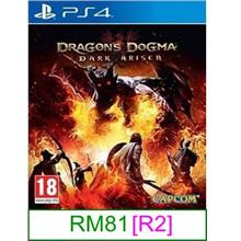 PS4 Dragon Dogma Dark Arisen [R3] ★Brand New & Sealed★