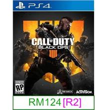 PS4 Call of Duty Black Ops 4 [R2] ★Brand New & Sealed★