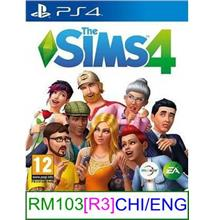 PS4 The Sims 4 [R3] ★Brand New & Sealed★