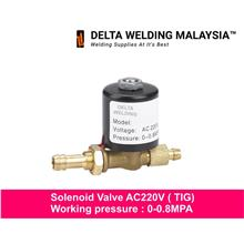 AC220V solenoid valve for TIG welding machine Malaysia