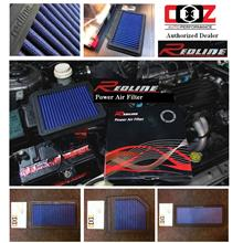 REDLINE HIGH FLOW DROP IN AIR FILTER TOYOTA ESTIMA 2001 2.4 VVT-I