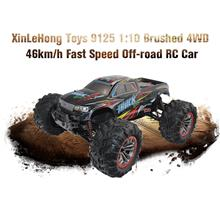 Rc Cars - XINLEHONG TOYS 9125 1:10 Brushed 4wd 46km/h Fast Speed Off-r..