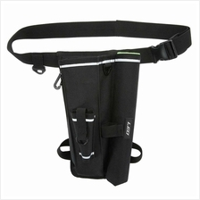 Fishing Rod Holder Bag Tackle Bag Case Drop Leg Thigh Bag Waist Fanny