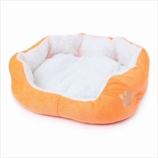 Lamb Kennel Teddy Bear Can Remove and Wash Pet Kennel MATS (MULTI-B)