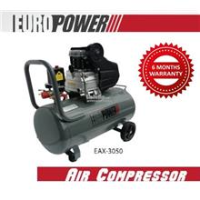 Euro-X 3.0HP 50Litre Direct Drive Air Compressor