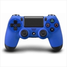 SONY DUALSHOCK 4 WIRELESS CONTROLLER FOR PC AND PS4 SYSTEM (BLUE)