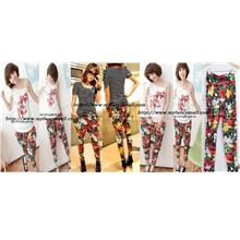 02458 Korea Japan Pants Panties Trouser Pants & Shorts
