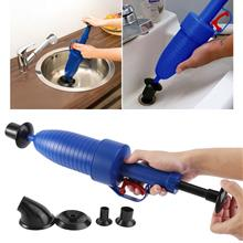Cleaning Tools - Toilets High Pressure Air Drain Blaster Cleaner For p