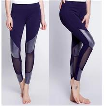 Gym Long pants Jogging Yoga exercise women long pants high elastic