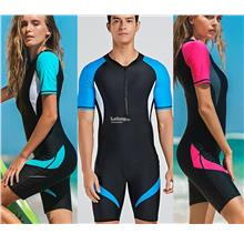 2019 Women Lady Men Swimsuit swimwear dive suit snorkelling sbart 1362